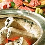 焼肉天国 - 料理写真:七輪焼肉食べ放題♪♪