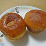 スーリープー - ブリオッシュクリームパン