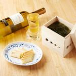 モッツァレラチーズ 自家製味噌漬け