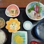 27018759 - 刺身定食1,100円