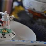 町家紅茶館 卯晴 - アリスのお茶会セット