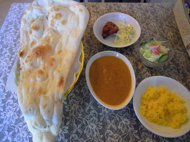 東インドカレーレストラン シャンティ 石神井公園店