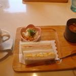 ユニバース カフェ - 料理写真: