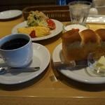 cafe creek - オムレツセット¥550