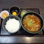 27023592 - 「朝ごはん納豆」(350円)ご飯少な目