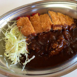 カレーの市民 アルバ - 料理写真:トンカツカレー
