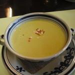 27025519 - グリーンアスパラ スープ