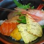ゑびす屋 - 海鮮丼