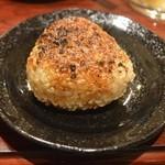 長五郎 - 玄米焼きおにぎり