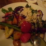 Bistro Feve - 温野菜サラダ