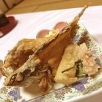 料理旅館 伝洋 - 料理写真:かさごフライ