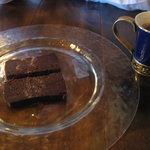2703048 - エスプレッソとケーキ