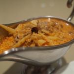 タラ - ゲァン ヌア。 かなり辛いけど、めちゃくちゃ美味い。