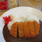 ラ・トック - モーニング・カツカレー 936円税抜き