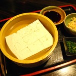 岡本とうふ店  - 田舎豆腐