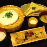 岡本とうふ店  - とうふ定食