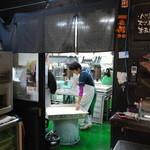 岡本とうふ店  - 豆腐製造工場が隣接されています