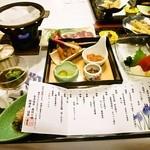 白石温泉 薬師の湯 - 料理写真:
