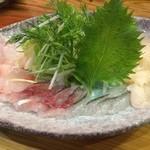 あだん - 鮮魚のカルパッチョ