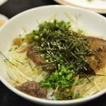 中洲ちんや - 和風ステーキ丼