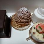 パティスリー AKIRA - 料理写真:ケーキ
