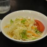 中洲ちんや - サラダ