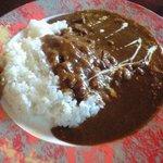 ウイング - 料理写真:鳥取和牛カレー