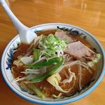 赤胴ラーメン - 野菜ラーメン 味噌 700円