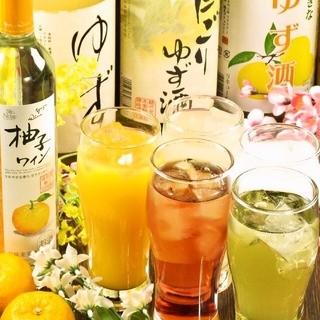 平日単品飲み放題は1780円!