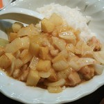 27041734 - 中華風チキンカレー丼