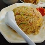 中国亭 - あっさりパラパラ焼き飯