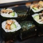 梅田 吉野寿司 - うなきゅう