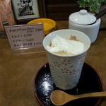 琥珀館 - あんこ珈琲 570円
