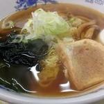 キンタ - ラーメン(細めん)