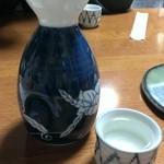 ときん亭 - 日本酒2合¥700