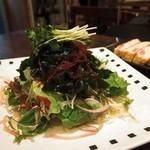 健康美食 健美 - 海鮮サラダ