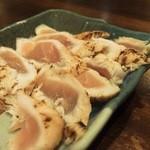 健康美食 健美 - 鶏たたき