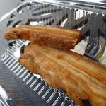 魚鉄 - やっぱり美味しい豚三枚肉の煮物♪