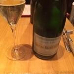ル・コントワール・ド シャンパン食堂 - Guy De Saint-Flavy