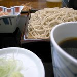 幸増 - 昼限定 お得なランチセット(セイロ+かき揚げ丼)