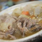 狩の川屋 - 猪鍋