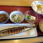 山王町食堂 -