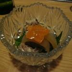 美鶴 - 鯵と野菜の南蛮漬け