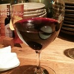 料理店 Caiotto - グラスワイン(赤)♪