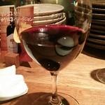 vegebar Caiotto - グラスワイン(赤)♪