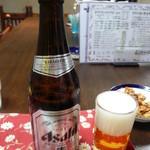 ドバイー - ドリンク写真:瓶ビール