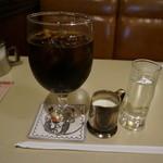カフェーパウリスタ - アイスコーヒー