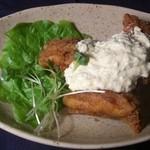 喜のかこい - 鶏のから揚げタルタルソース