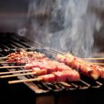 喜のかこい - 産地直送の淡路鶏を炭火で焼き上げます
