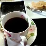 長屋門cafe いわさき花門 - スペシャリティコーヒー(2014.05)